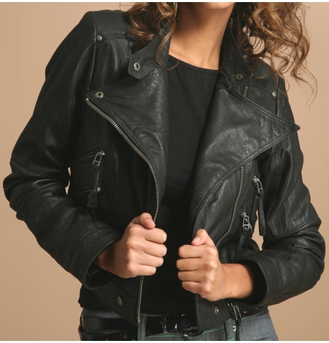 ASOS leather jacket-1
