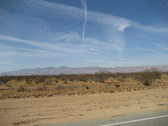 What California City looks like. (11/07/2009)