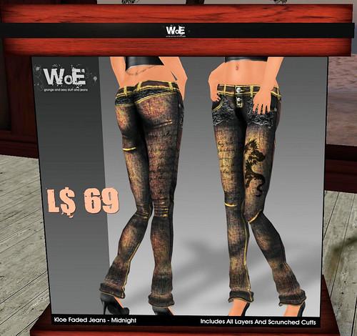 69L WoE pants