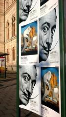 Poster de Dal (vcastelo) Tags: poster arte sweden stockholm castelo museo moderno estocolmo suecia dal exposicin vctor gutirrez vcastelo vctorcastelo