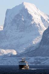 Hurtigruten 26 (Angel Carro Gigosos) Tags: trip viaje cruise snow norway norwegen noruega hurtigruten crucero mostbeautiful wintertrip angelcarro acarro73
