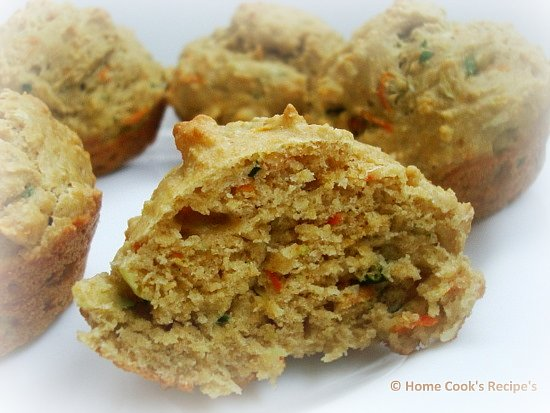 Healthy Savoury Muffin