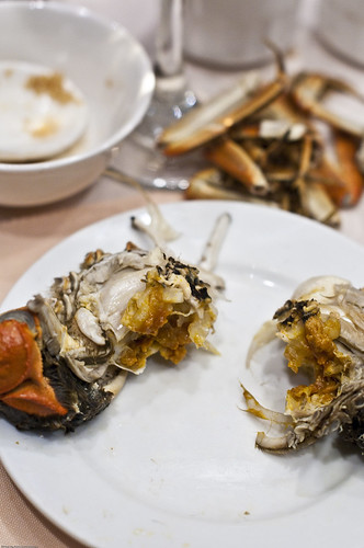 Shanghai Hairy Crab (Male)