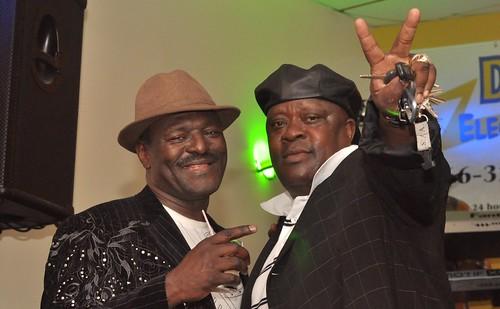 Jacob Nguni and Soul Bams