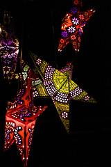 .lights (]babi]) Tags: christmas stars lights decoration noel luci natale stelle decorazioni