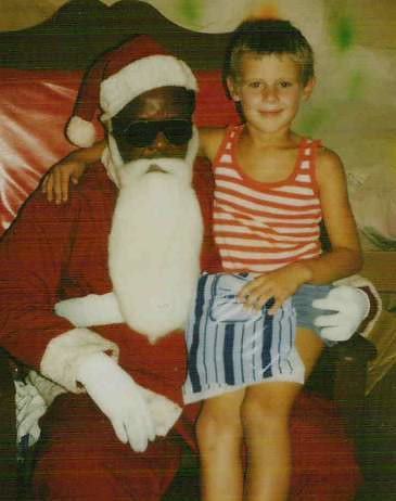 Calendar of Disturbing Santas - Day 11