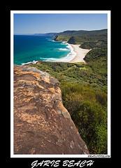 -Garie-beach (bradoz77) Tags: beach australia nsw beaches garie royalnationalpark