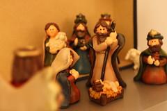 Nativity Scene (Gog Llundain) Tags: christmas angel joseph sheep shepherd mary jesus manger nativity magi wisemen