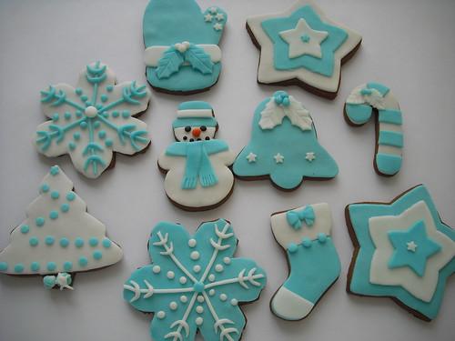 Yeni yıl kurabiyeleri 3