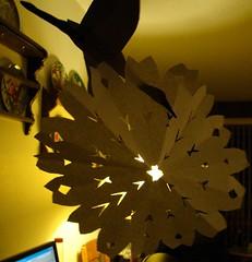 Crane Delivers Snowflake (Sandy*S) Tags: christmas ansh scavenger15