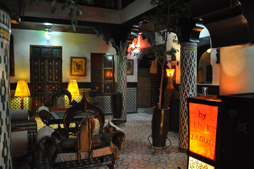 top notch boutique hotel morocco