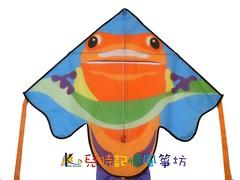 可愛造型小青蛙風箏~前往賣場