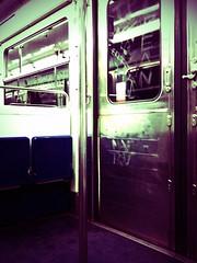 Métalique (8:40am) Tags: metro métro ratp métroparisien