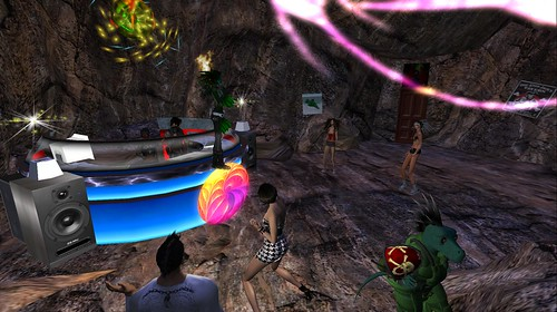pan tripsa party in second life