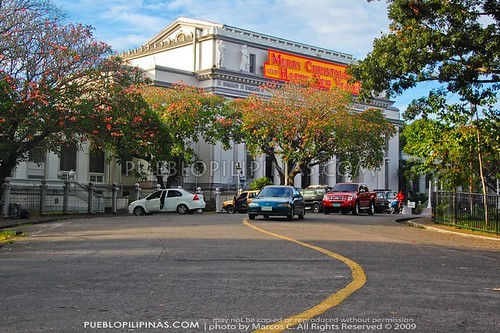 Negros Occidental Provincial Capitol Drive
