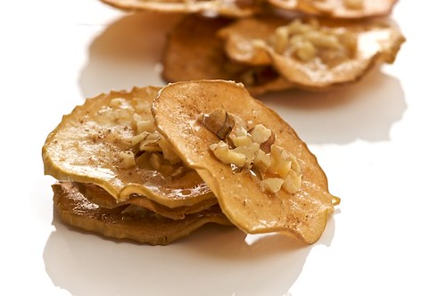 Maple Walnut Apple Chips