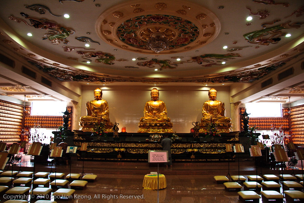 Po Ling Temple @ KL, Malaysia