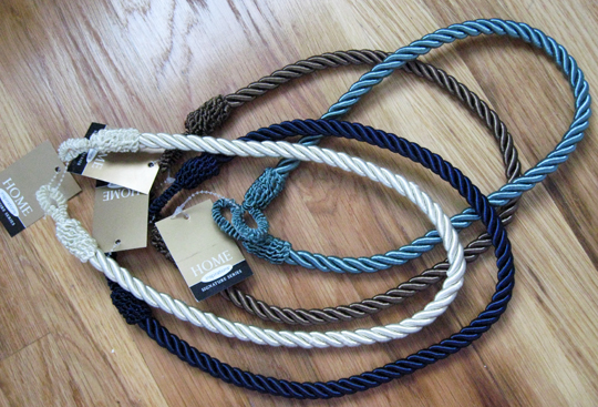 DIY Rope Necklace Materials - 1