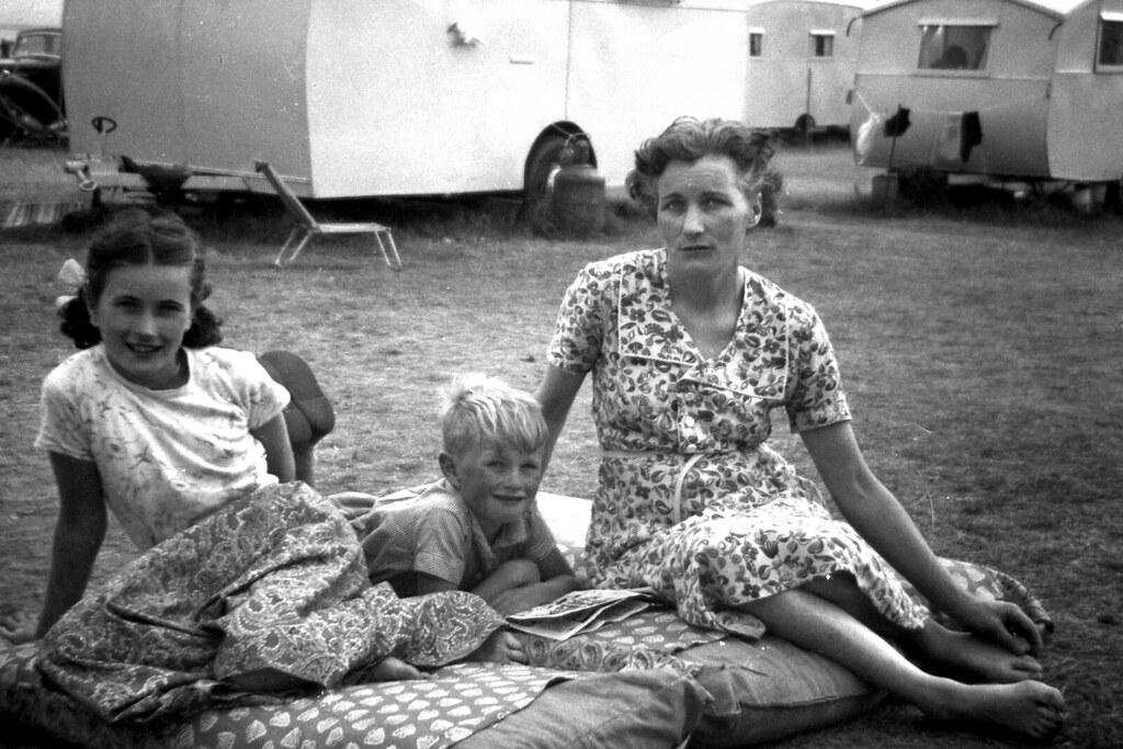 Mrs Ross, 1950s