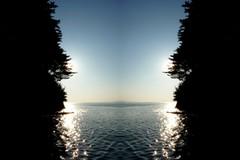 Autre dimension (Ty-Maneki Neko) Tags: sea mer france bretagne contrejour finistre logonna
