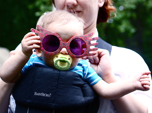 weekend baby sunglasses