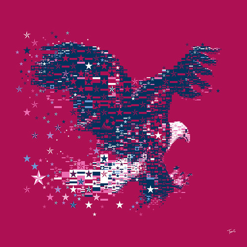 An American Eagle for NIKE Soccer / Charis Tsevis