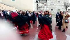 Sta Agueda. (menchuela) Tags: baile jota tradicional castillejo menchuela