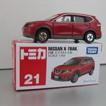 No.21 NISSAN X-TRAIL