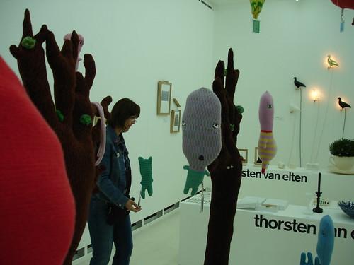 Designersblock  Ausstellung bei Atelierfrankfurt. August 2005 --- designersblock06842