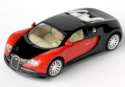 2005 Bugatti Veyron. 2005 - Bugatti Veyron. Cole��o de Alexander Walter - Escala 1:43