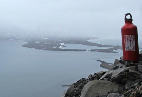 Braganzavagen fjord, Svalbard