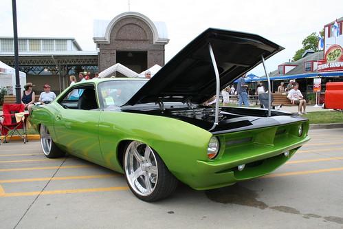 The Good Guys Car Show In Des Moines Iowa