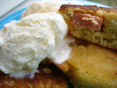 Corndog Dessert