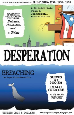 imago theater: desperation
