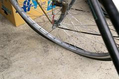 タイヤ破裂 #2