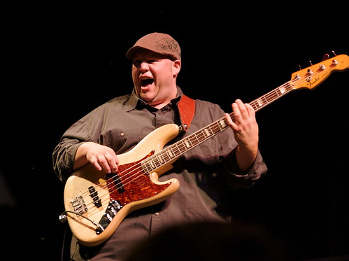 Tab Benoit's Bassist