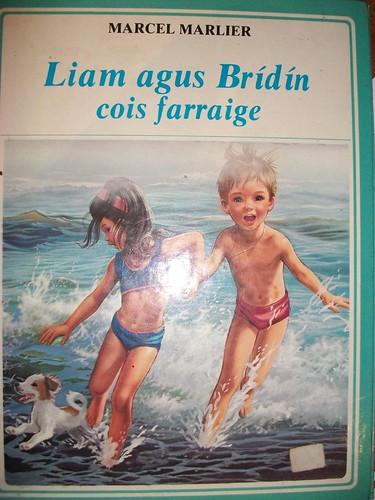 Liam agus Brídín cois farraige