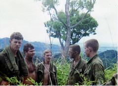 The Bush (eks4003) Tags: bush war peace jungle marines 1970 combat nam doves hawks grunts recon oohrah