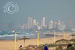 Durban ZA skyline 7-11-09