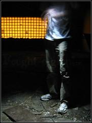 Light Bright (Mascarah) Tags: old light urban man building rot abandoned broken window nature metal architecture rust shoes downtown shadows pennsylvania decay exploring north over dirty explore forgotten urbanexploration vacant carolina blocks taking deserted decayed ue urbex bloomsburg ruralexploration mascarah
