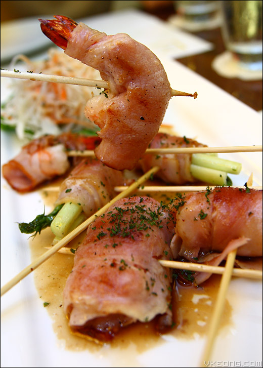 ham-wrapped-prawn