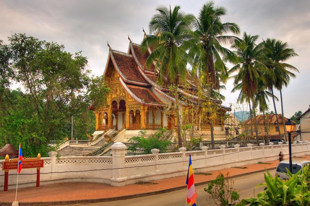 Palacio Real Luang Prabang