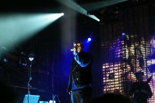 San Jacinto, Peter Gabriel @ WOMAD, 25/07/09