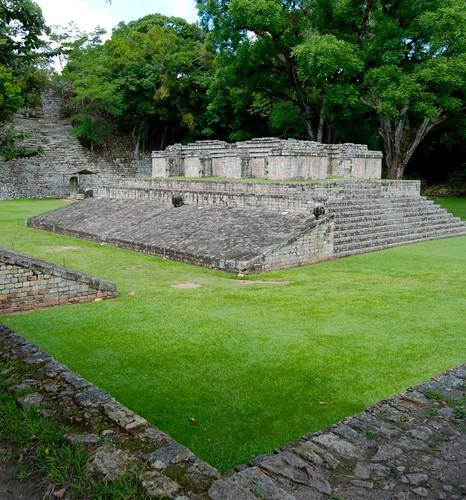 Copan's Ruins