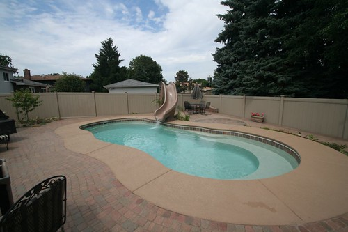 Swimming Pool Maintenance How To Clean A Fiberglass Pool Signature Fiberglass Pools Chicago