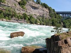 Les rapides de Niagara