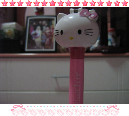 Hello Kitty pen1