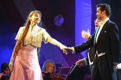 Capodanno Vienna (albi_tai) Tags: vienna wien austria al olympus luci spettacolo palco notturno lirica cantanti olympussp510uz sp510uz lifebeatiful albitai