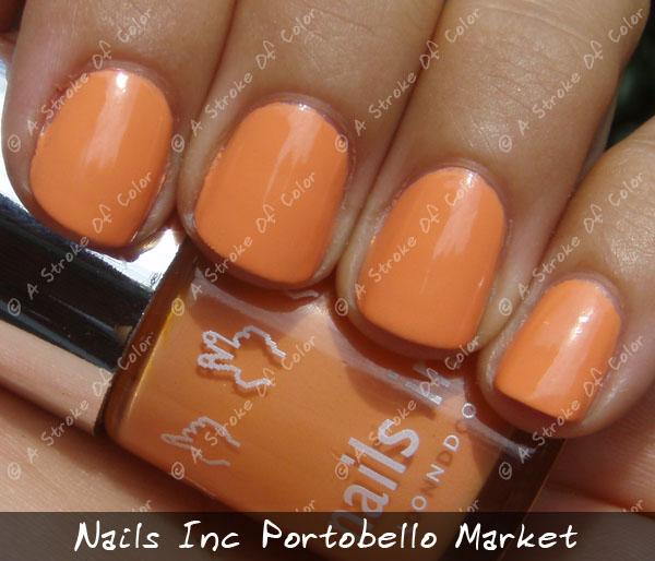 A Stroke of Color: Nails Inc Portobello Market :D