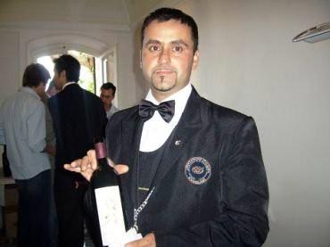 Maurizio Anfosso, produttore e sommelier